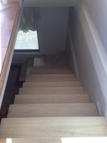 Bleaching Wood Oak Timber Flooring