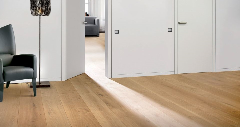 French Oak Engineered Flooring - OAK TIMBER FLOORING