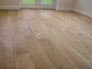 Solid French Oak Flooring