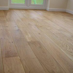 Solid French Oak Flooring