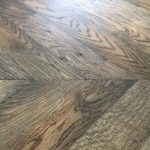 Floorwood French Oak Chevron Parquet