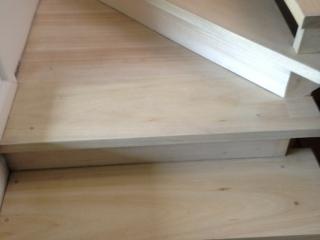 LiteniT bleached Meranti Stairs 3