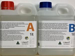 LiteniT 2lt kit wood lightening system
