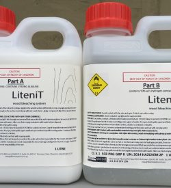 wood bleach-LiteniT-2Lt-kit