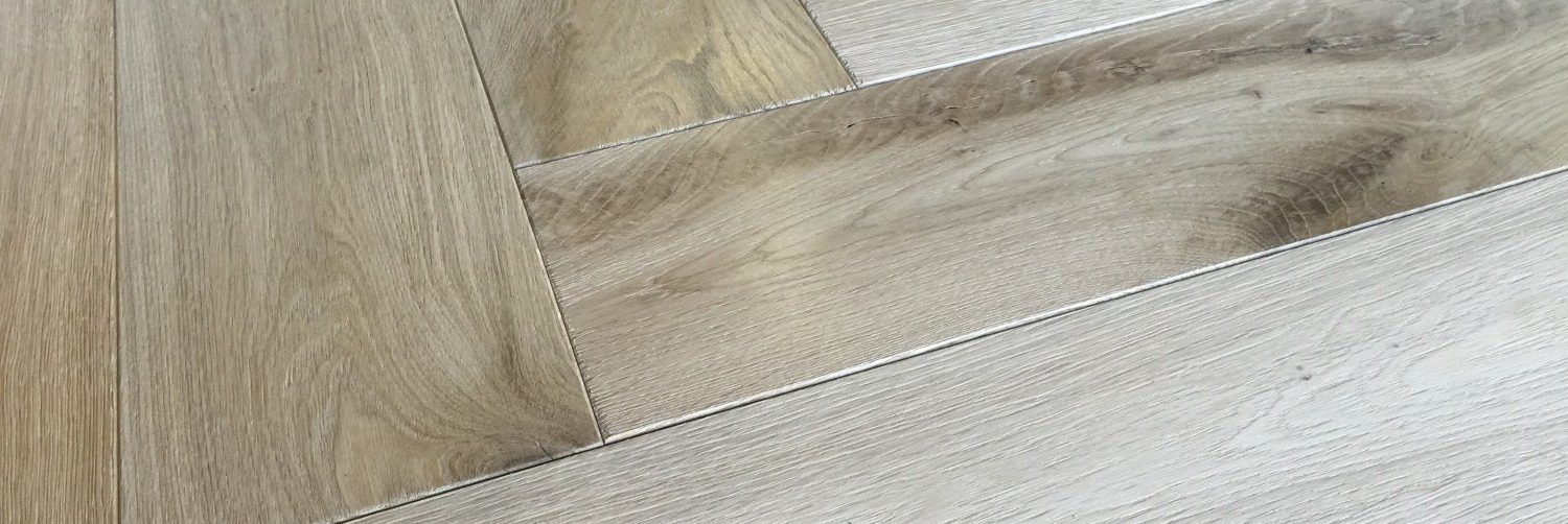 French oak Herringbone Floorwood