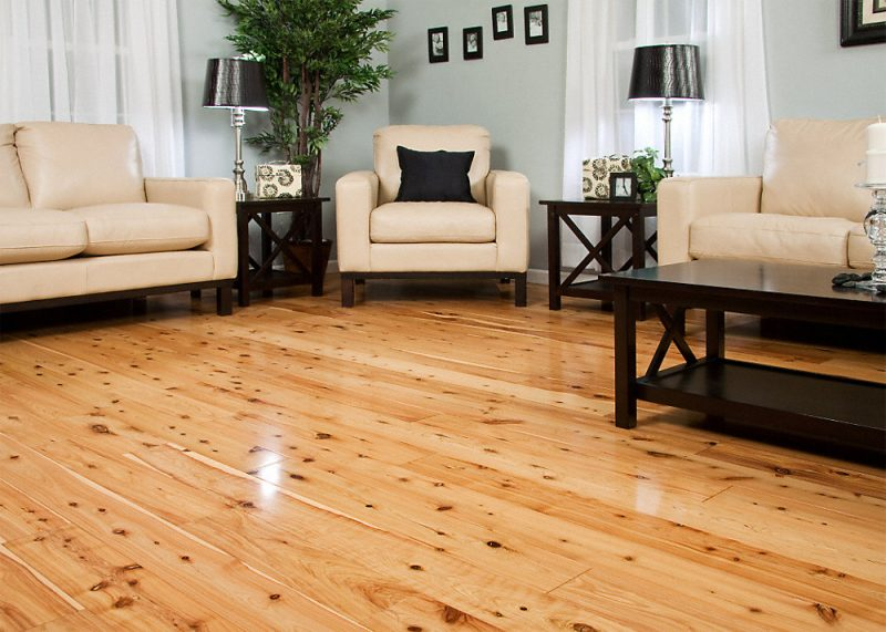 Floorwood Solid 135mm Cypress Pine Flooring Prefinished UV Oil