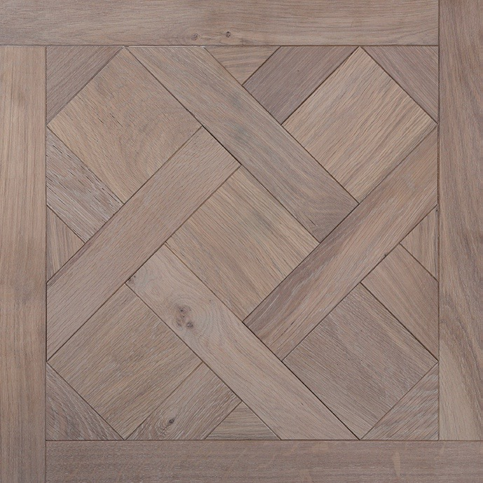 Solid French Oak Versailles Panel small size 600x600x18