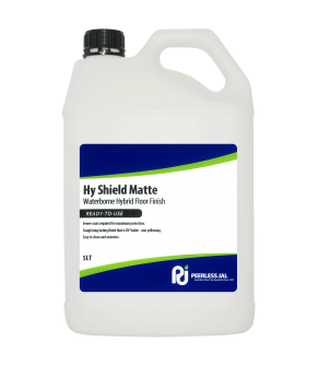 Hy Shield Matte 5lt for sealing floors